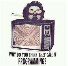 TV hypnotizing