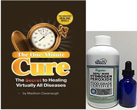 The One Minute Cure targets almost every disease