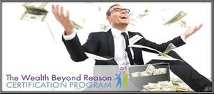 Wealth Beyond Reason certificate