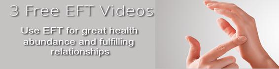 Get 3 Free EFT videos