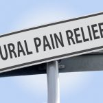Pain Relief Sign