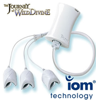 The Journey to Wild Divine biofeedback device