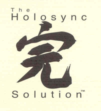 The holosync solution