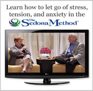 Learn to let go of stress & anxiety with the Sedona Method