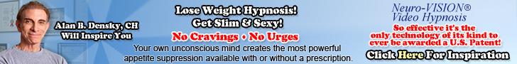 Neuro-vision weight loss hypnosis