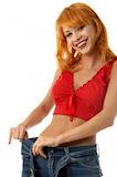 weight loss hypnosis girl