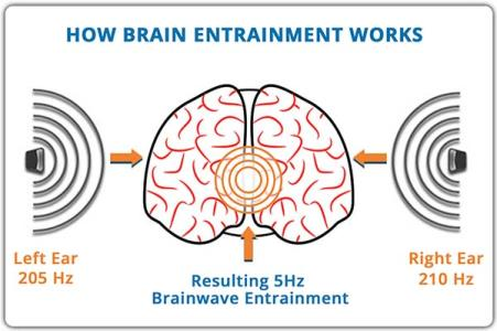 Brain entrainment and how it works