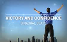 confidence through binaural beats