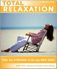 Free relaxation binaural beats
