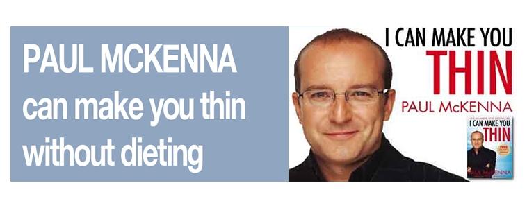 Paul McKenna's I Can Make You Thin